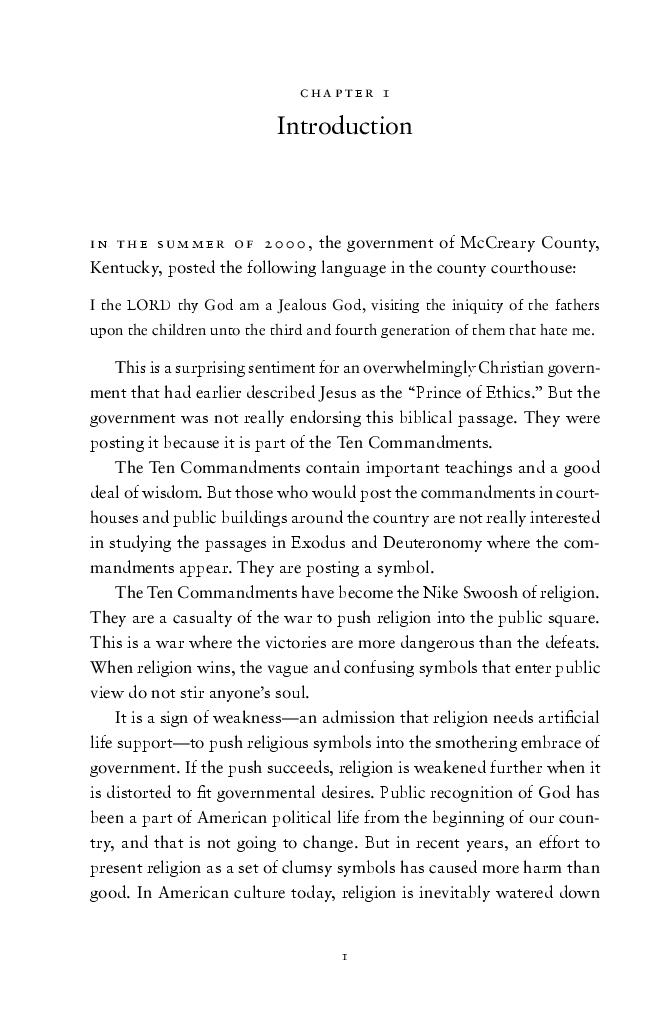 Start reading Bleached Faith | Steven Goldberg