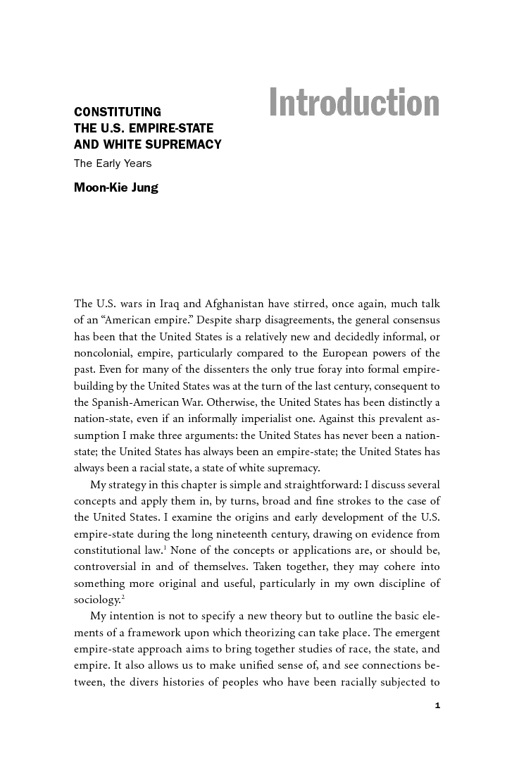 an introduction to the expansion of the white races Plessy v ferguson justice brown (opinion of the court), justice harlan (dissenting)  accommodations for the white and colored races, by providing two or more.