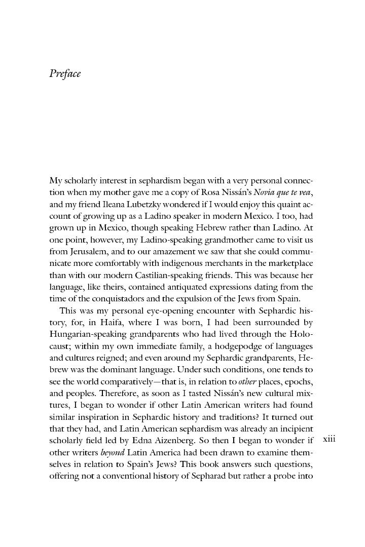 Start Reading Sephardism Edited By Yael Halevi Wise