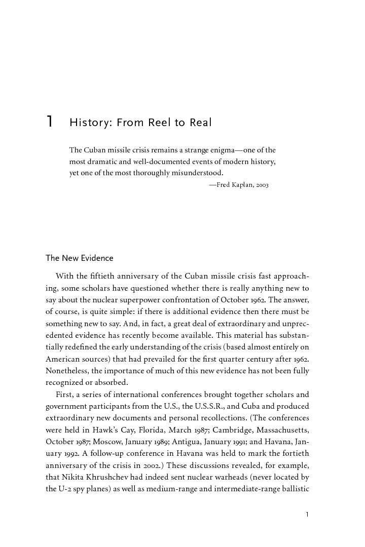 The Cuban Missile Crisis in American Memory Myths versus Reality – The Center for Applied Research in Education Worksheets