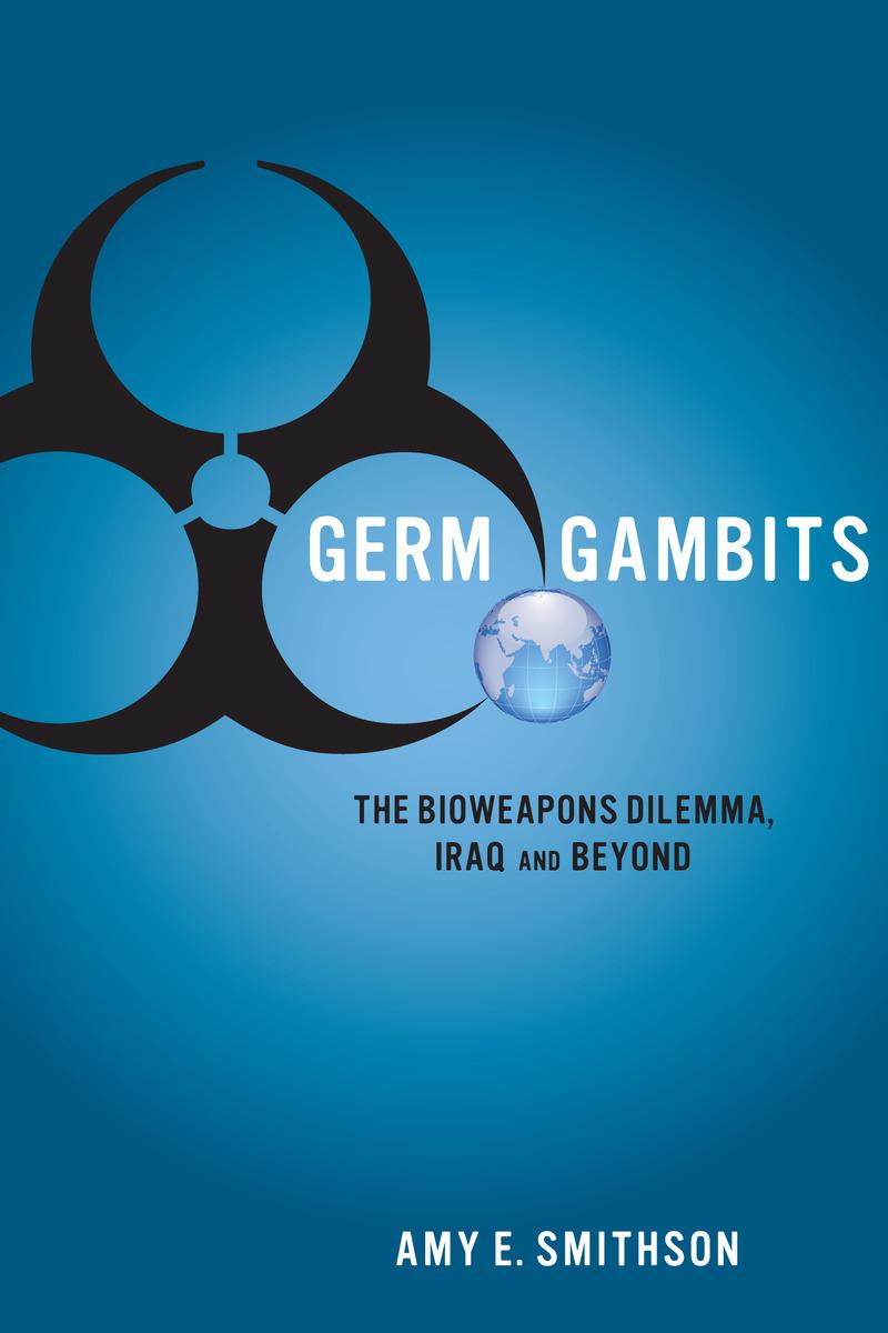 start reading germ gambits amy e smithson