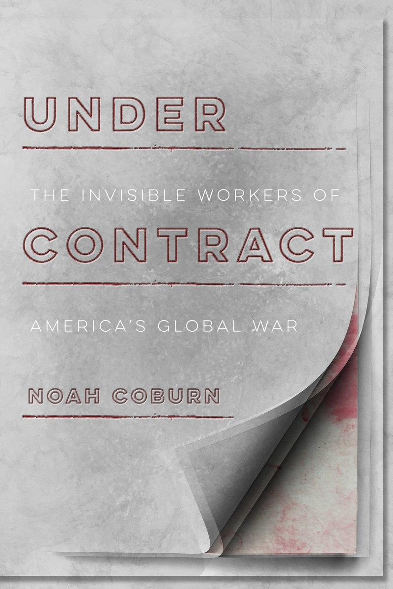Start reading Under Contract | Noah Coburn