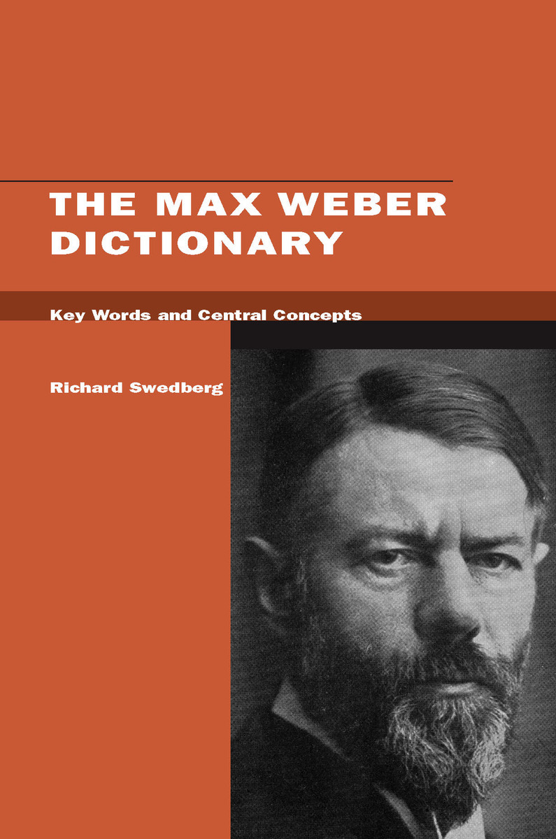 collected essay max political social theory weber The political and social theory of max weber: collected essays about us editorial team.