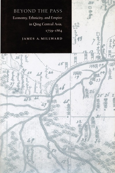 Cover of Beyond the Pass by James A. Millward