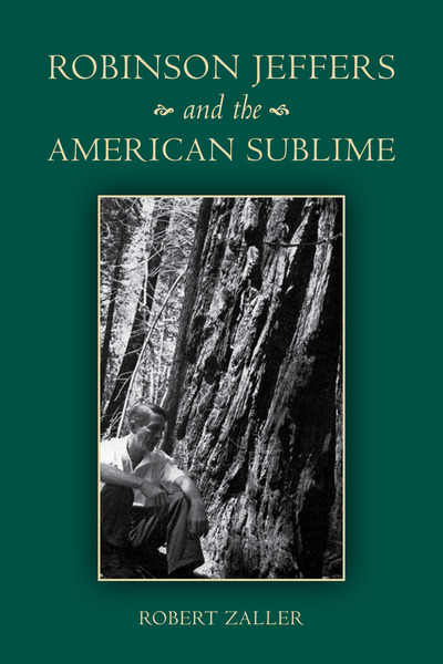 Cover of Robinson Jeffers and the American Sublime by Robert Zaller
