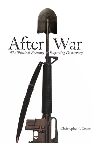 Cover of After War by Christopher J. Coyne