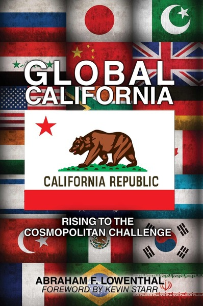 Cover of Global California by Abraham F. Lowenthal