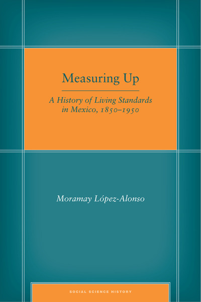 Cover of Measuring Up by Moramay Lopez-Alonso