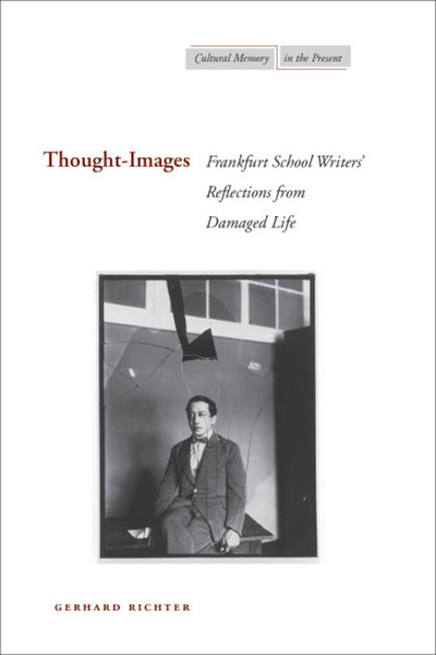 Cover of Thought-Images by Gerhard Richter
