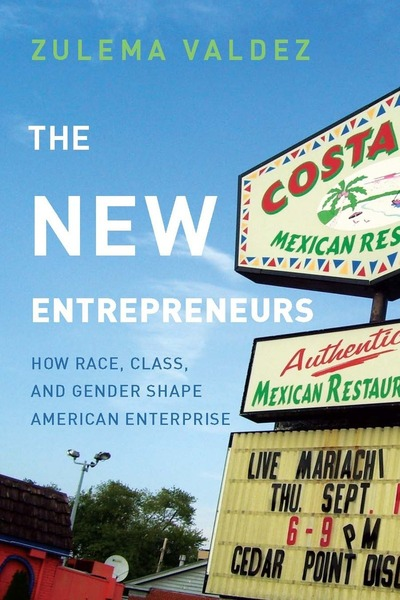 Cover of The New Entrepreneurs by Zulema Valdez