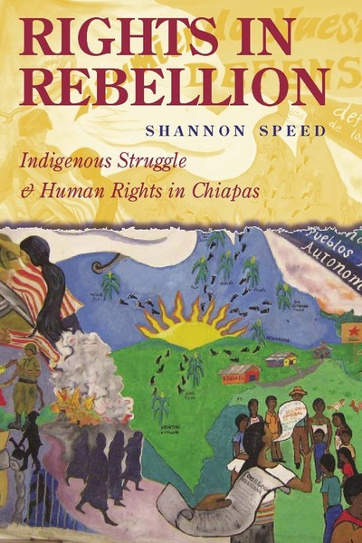 Cover of Rights in Rebellion by Shannon Speed