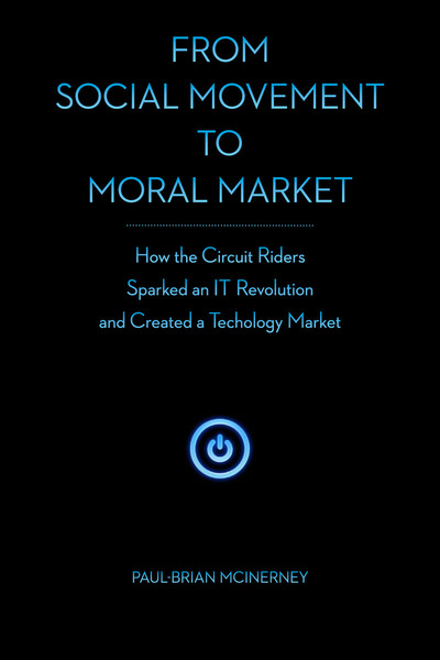 Cover of From Social Movement to Moral Market by Paul-Brian McInerney