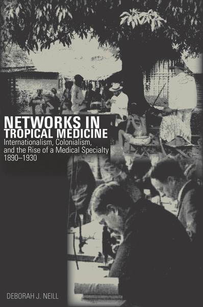 Cover of Networks in Tropical Medicine by Deborah J. Neill