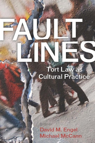 Cover of Fault Lines by Edited by David M. Engel and Michael McCann