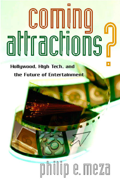 Cover of Coming Attractions? by Philip E. Meza