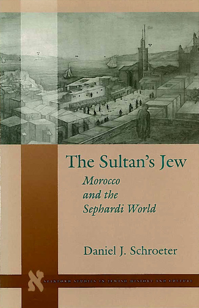 Cover of The Sultan's Jew by Daniel J. Schroeter