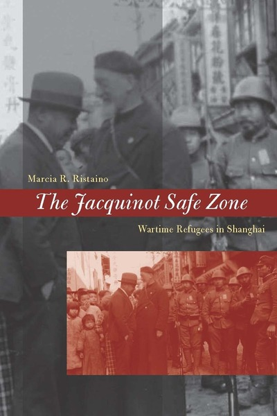 Cover of The Jacquinot Safe Zone by Marcia R. Ristaino