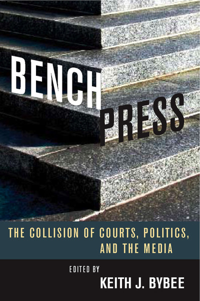 Cover of Bench Press by Edited by Keith J. Bybee