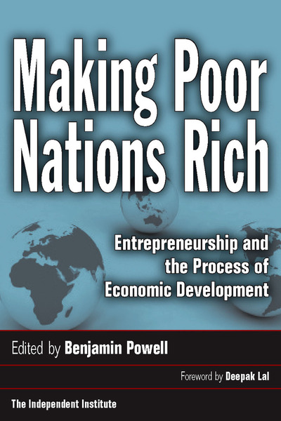 Cover of Making Poor Nations Rich by Benjamin Powell