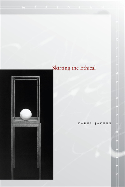 Cover of Skirting the Ethical by Carol Jacobs