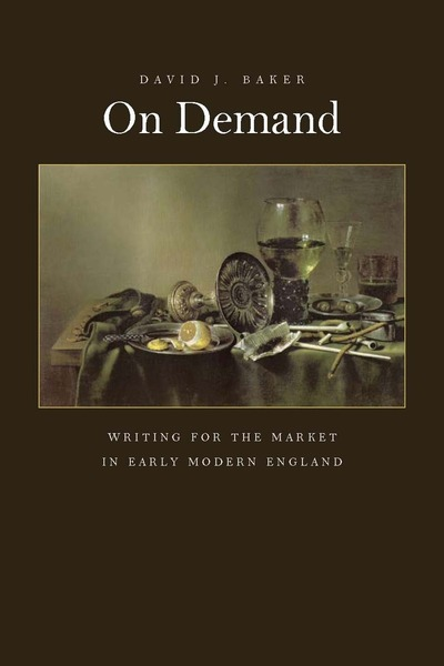 Cover of On Demand by David J. Baker
