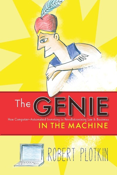 Cover of The Genie in the Machine by Robert Plotkin