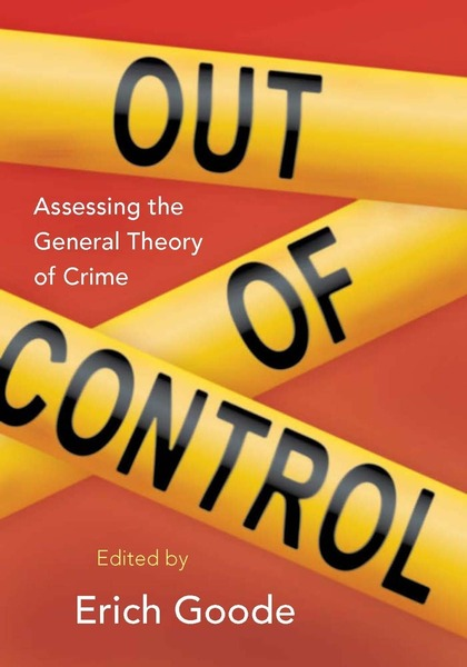 Cover of Out of Control by Edited by Erich Goode