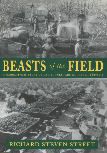 Cover of Beasts of the Field by Richard Steven Street
