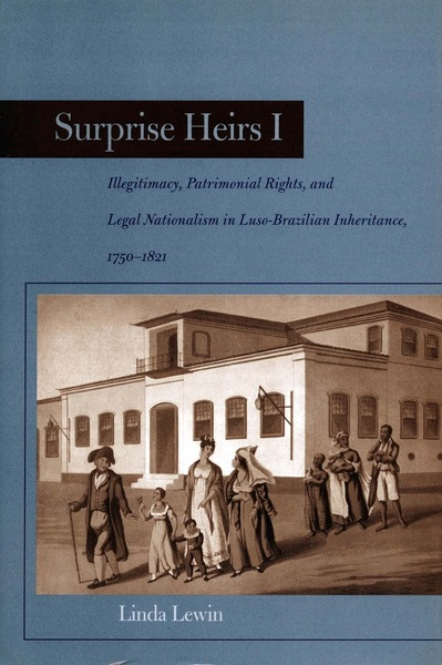 Cover of Surprise Heirs I by Linda Lewin