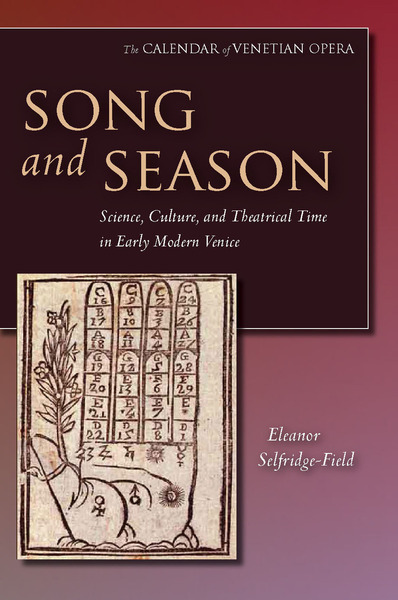 Cover of Song and Season by Eleanor Selfridge-Field