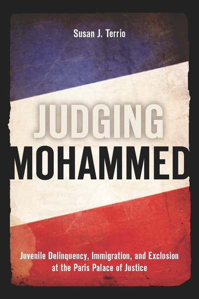 Cover of Judging Mohammed by Susan J. Terrio
