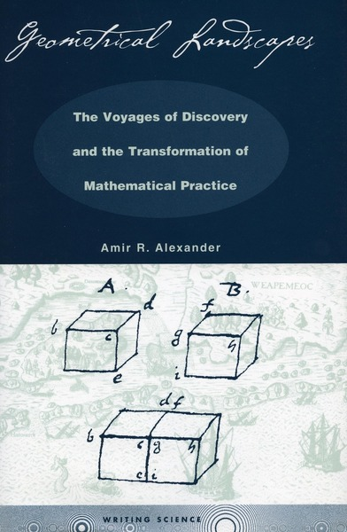 Cover of Geometrical Landscapes by Amir R. Alexander