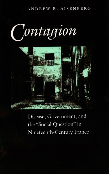 Cover of Contagion by Andrew R. Aisenberg