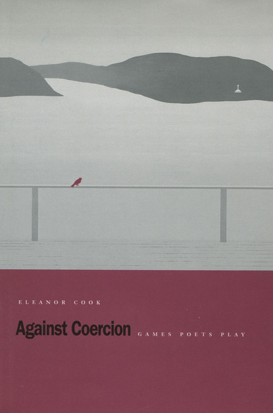 Cover of Against Coercion by Eleanor Cook