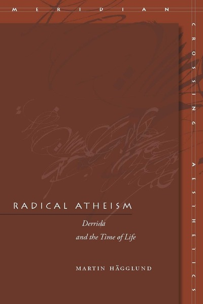 Cover of Radical Atheism by Martin Hägglund
