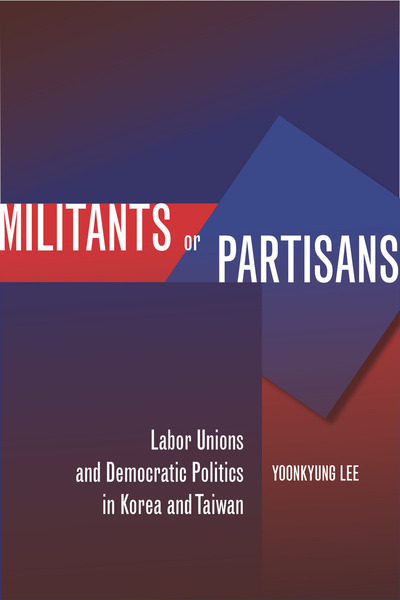 Cover of Militants or Partisans by Yoonkyung Lee