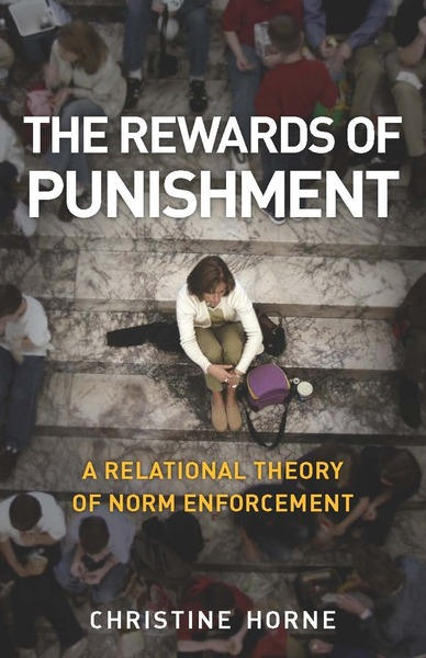 Cover of The Rewards of Punishment by Christine Horne