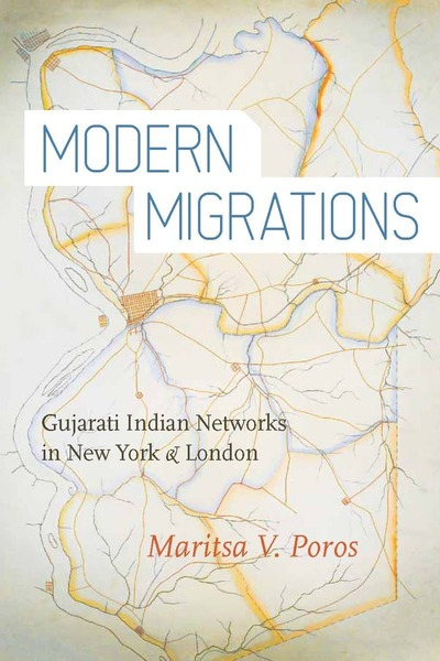 Cover of Modern Migrations by Maritsa V. Poros