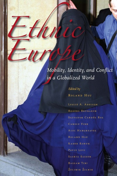 Cover of Ethnic Europe by Edited by Roland Hsu