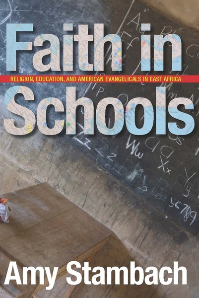 Cover of Faith in Schools by Amy Stambach