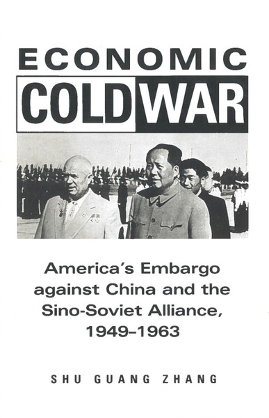 Cover of Economic Cold War by Shu Guang Zhang