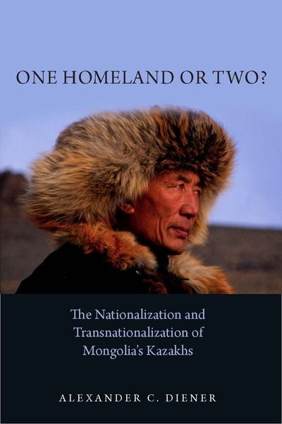 Cover of One Homeland or Two? by Alexander C. Diener