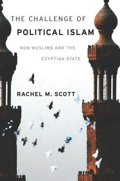 Cover of The Challenge of Political Islam by Rachel M. Scott
