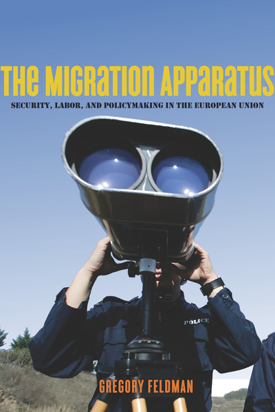 Cover of The Migration Apparatus by Gregory Feldman