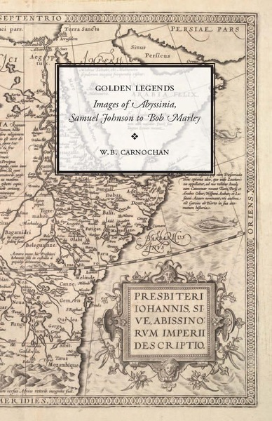 Cover of Golden Legends by W. B. Carnochan