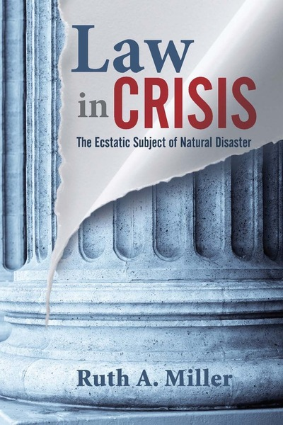 Cover of Law in Crisis by Ruth A. Miller