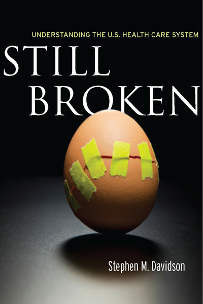 Cover of Still Broken by Stephen M. Davidson