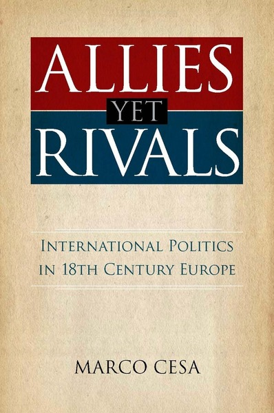 Cover of Allies yet Rivals by Marco Cesa