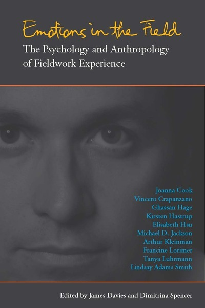 Cover of Emotions in the Field by Edited by James Davies and Dimitrina Spencer
