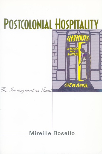 Cover of Postcolonial Hospitality by Mireille Rosello